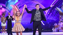 'Dancing On Ice' skater Brianne Delcourt struggles to be tough with real-life love Kevin Kilbane