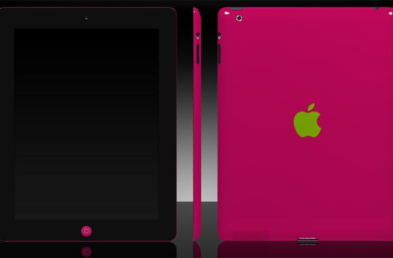ColorWare takes the green from your wallet and puts it on your iPad 2 (video)