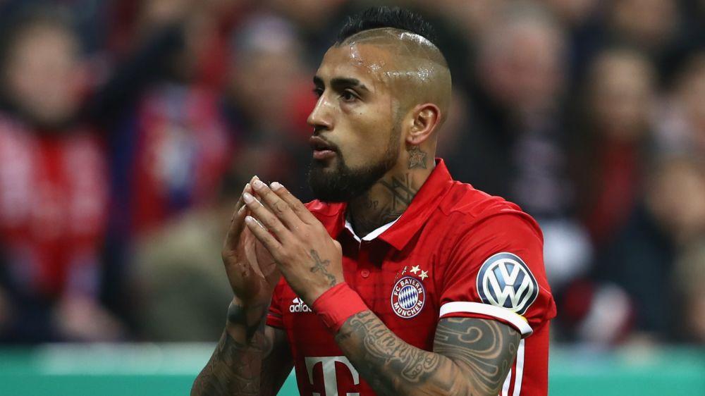 """Vidal: """"Si tengo que tirarme de cabeza como el sábado, lo voy a hacer"""""""