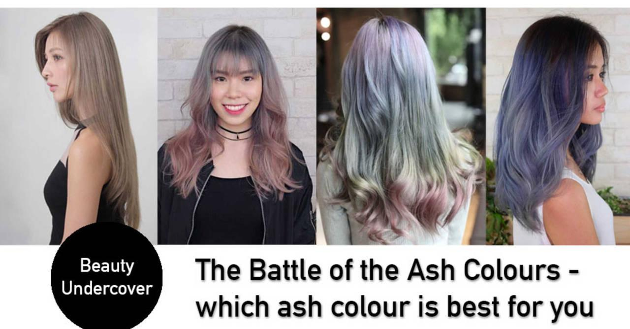 Battle Of Ash Hair Colours Which Ash Is Best For You