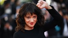 'Revenge': Asia Argento covers her Rose McGowan tattoo with a bloody knife