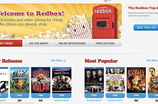 Redbox Instant exits private beta and launches to the public
