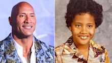 Dwayne 'The Rock' Johnson pokes fun at 'sexiest man alive' tag with childhood snap