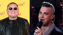 Robbie Williams has written a song with Shaun Ryder after bonding over interest in UFOs