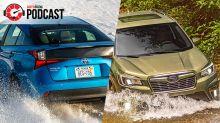 Prius AWD-e, Subaru Forester and car museums | Autoblog Podcast #565