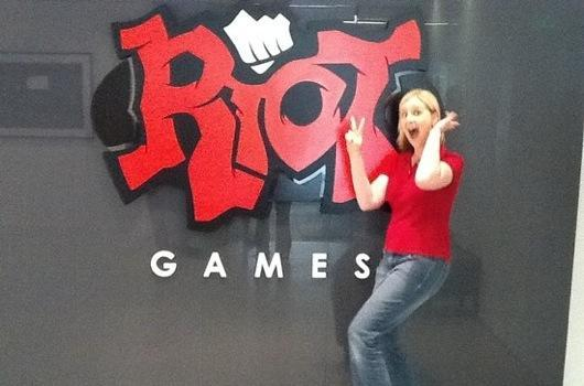 Mass Effect gameplay lead Christina Norman now at Riot Games