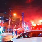 Explosion at northern Japan restaurant leaves more than 40 injured