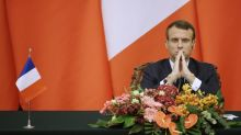 French leader laments NATO's 'brain death' due to US absence