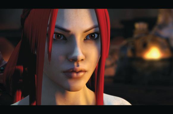 Heavenly Sword: How Not to Kill Your Heroine (in the movie)