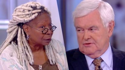 Gingrich, Goldberg go at it over Trump 'lynching' remark