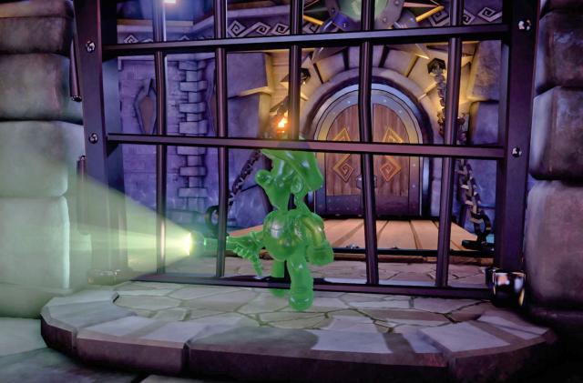 Gooigi is the best part of 'Luigi's Mansion 3'