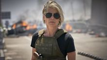 Linda Hamilton would be happy to never return to the 'Terminator' franchise