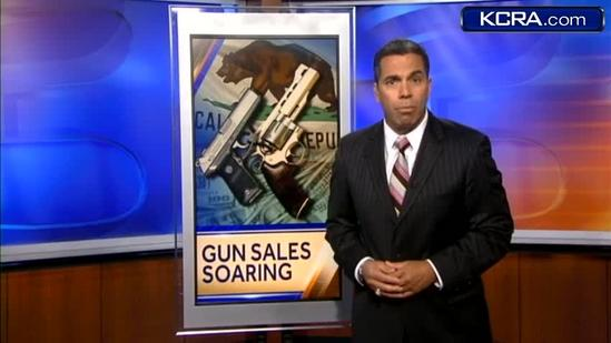 New figures show boost in gun sales across Sacramento region