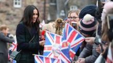 Meghan Markle und die Briten: Rassismus trübt Hochzeitspläne