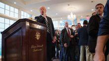 Defying analysts, Team Trump predicts economic boom