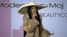 Why Beautycon chose Cardi B to speak about financial literacy