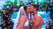 Love Island's Jess Shears and Dom Lever just got 'married' on Good Morning Britain