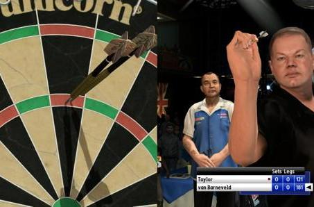 PDC World Championship Darts: Pro Tour gets Move, MotionPlus support