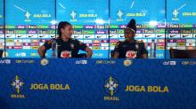 Bia Zaneratto e Chú exaltam trabalho defensivo de Pia no 2º treino