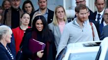 Why Prince Harry and Meghan Markle's Daughter Wouldn't Have the Same Noble Rights as Their Son Would