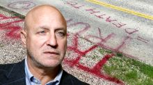 Tom Colicchio's house is vandalized with 'hate speech'
