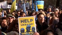 Ukrainian opposition lobbies for support at security conference