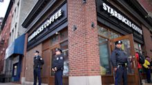 Starbucks will close all U.S. stores on May 29 for 'racial-bias education'