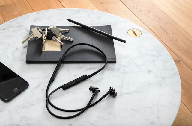 Libratone brings adjustable noise cancellation to wireless earbuds