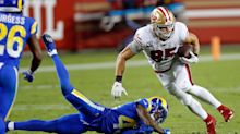 Bill Belichick is enamored with George Kittle. That could mean trouble for 49ers