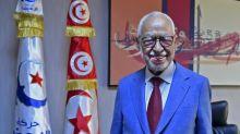 """Tunesiens Parlamentschef Ghannouchi nach """"Unwohlsein"""" in Klinik untersucht"""