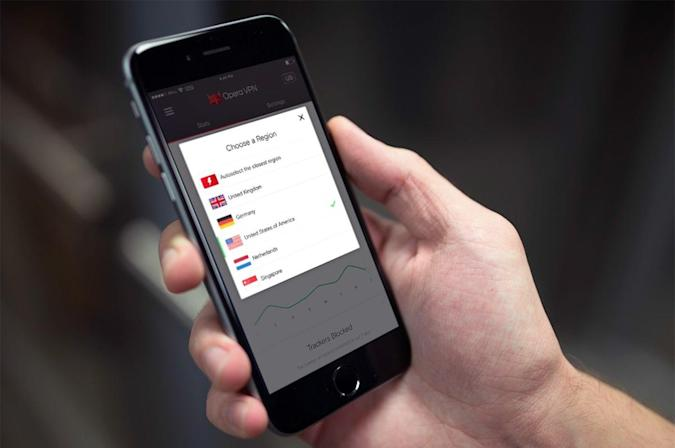 Opera's free VPN for iOS offers more control over your browsing (updated)
