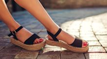 Step out in style: Marks & Spencer's best new footwear for spring