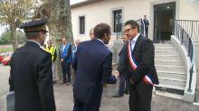 Aude: Emmanuel Macron au chevet des sinistrés après les inondations
