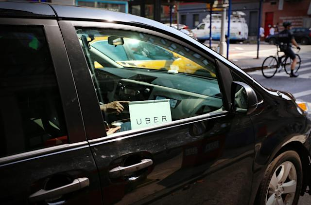 Uber admits New York drivers were underpaid for years
