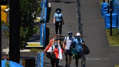 La Asociación Argentina de Tenis pide a Australia revisar la actitud con los tenistas confinados