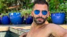 Henri Castelli faz jejum de sexo e deixa de beber para tirar energia ruim: 'Faço isso todo ano'