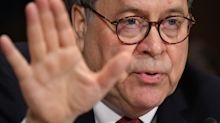 Barr blames Mueller for not reaching conclusion on charging president
