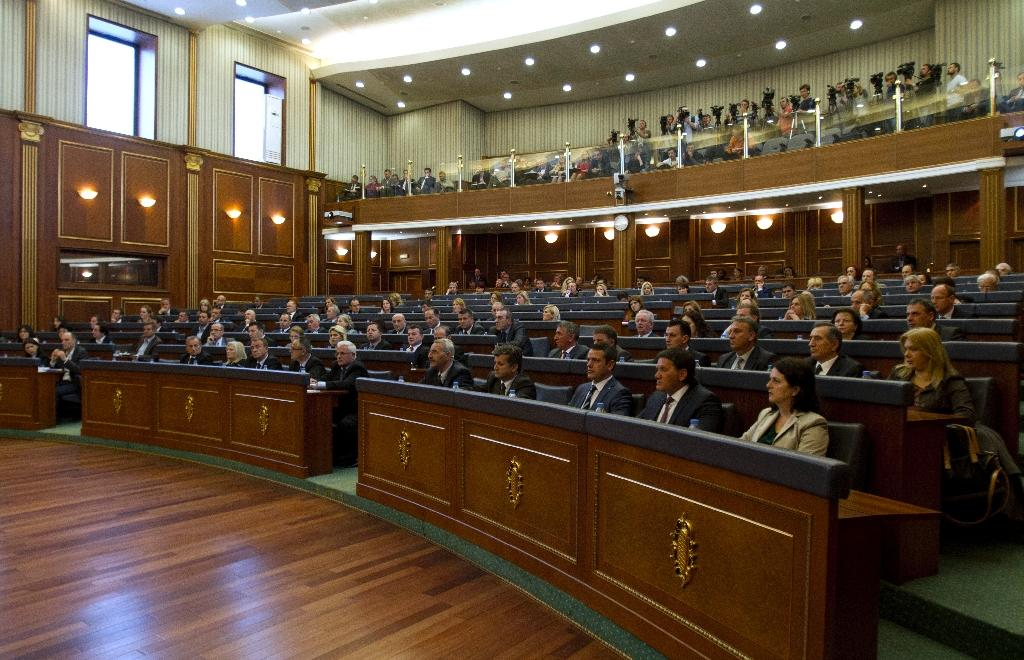 Stemming from the Kosovo-Serbia 1998-1999 war, Kosovo's parliament approved the establishment of an international court to deal with alleged crimes committed by ethnic Albanian guerrillas
