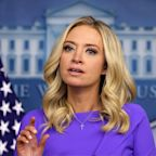 'No Shame': Kayleigh McEnany Ripped For Most Hypocritical Attack On Biden Yet