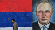 Putin to receive a rock star welcome in Belgrade