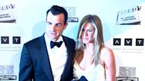 Jennifer Aniston Victim of Justin Theroux's Startling Tricks