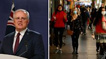 PM says Australia may be at risk of 1000 Covid cases a week