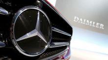 Mercedes-Benz EU emissions jump under new testing regime