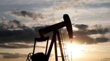 U.S. crude up, shrugs off domestic crude stock rise