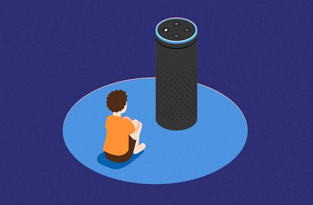 Should Alexa be your child's friend?