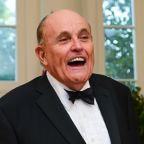 Rudy Giuliani Is Living the Dream