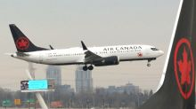 Air Canada sees year-end capacity up despite 737 MAX grounding, shares jump