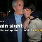 Ghislaine Maxwell, Epstein ex-lover, spotted out in public for the first time since 2016