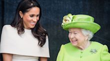 What Does Meghan Markle Call the Queen?