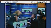 CNBC's Courtney Reagan shocked by on-camera proposal